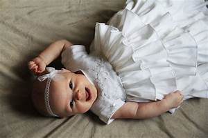 Baby Girl Blessing Christening Dedication by ...