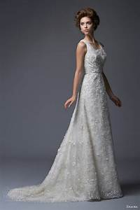 enaura bridal fall 2013 wedding dresses wedding inspirasi With tank wedding dress