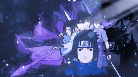 uchiha sasuke naruto shippuuden wallpapers hd desktop