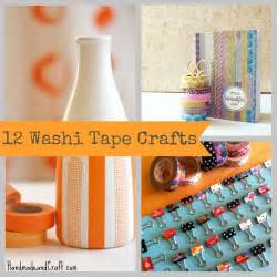 DIY Washi Tape Craft Projects