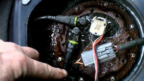 mazda protege protegefamiliafuel pump sending unit