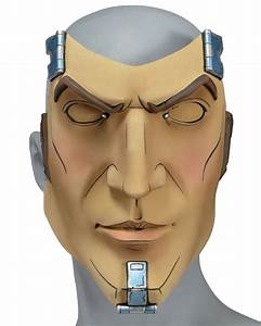 Borderlands - Handsome Jack Latex Mask NECAOnline com