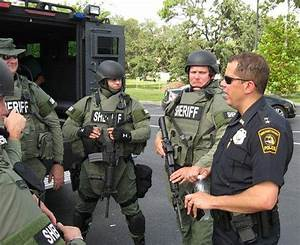 SWAT team is ready for duty in Pasco