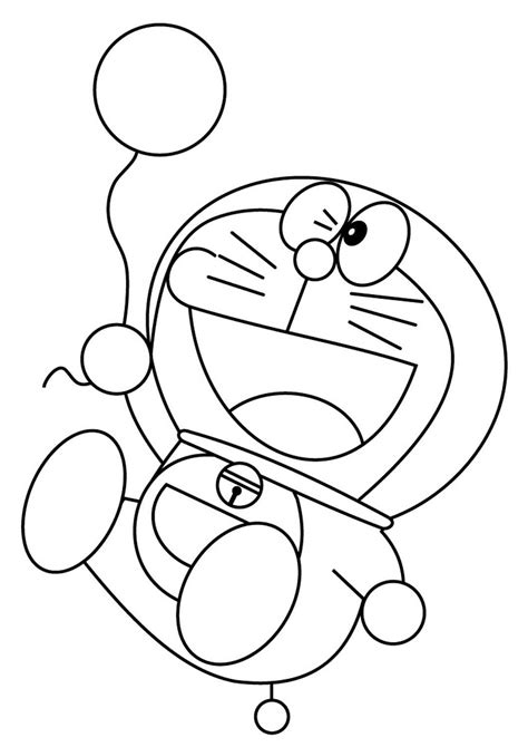 disegni  doraemon da colorare pianetabambiniit