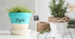 Pot Terre Cuite Ikea : customiser un pot en terre cuite 20 id es magnifiques ~ Dailycaller-alerts.com Idées de Décoration