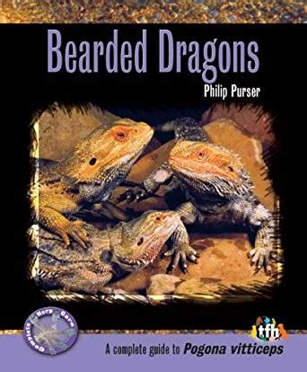 bearded dragons complete herp care kindle edition by