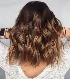 Balayage Cheveux Bouclés : un balayage blond sur cheveux bruns est ce possible ~ Dallasstarsshop.com Idées de Décoration