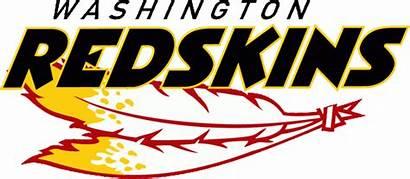 Redskins Washington Logos Feather Wordmark Script Sportslogos