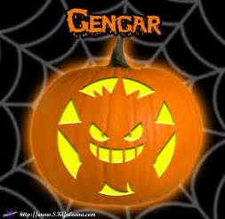 Gengar Pokemon Pumpkin Stencil by Pumpkin Carving Template Of Gengar From Pokemon Skgaleana