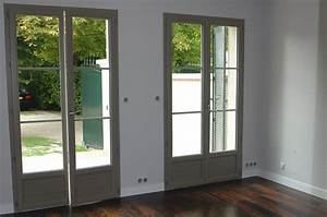 portes interieures avec pose porte fenetre pvc renovation With porte d entrée pvc avec pose fenetre pvc