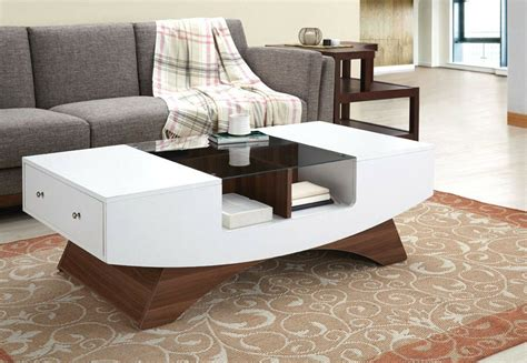 Buy coffee tables and get the best deals at the lowest prices on ebay! Mid Century Modern Coffee Table Storage Drawers Walnut Living Room Furniture | eBay
