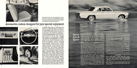 1961 Buick Special Coupe Brochure page 2 of 5