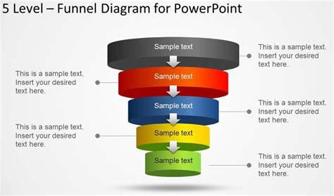 sales funnel template excel powerpoint  powerpoint