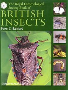 The Royal Entomological Society Book of British Insects ...
