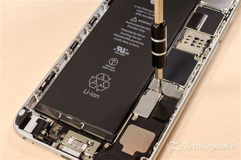 how to open an iphone open the apple iphone 6 plus techrepublic