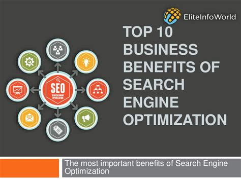 Top Search Engine Optimization by Top 10 Business Benefits Of Search Engine Optimization