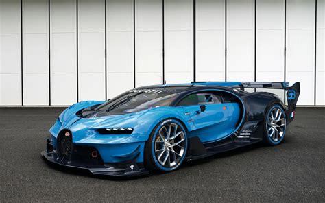 2015 Bugatti Vision Gran Turismo 3 Wallpaper