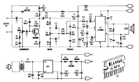 All Car Audio Lifiers Circuit Diagram Maker
