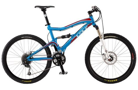 Gt Sensor 3.0 Mountain Bike 2011-full Suspension