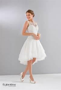 Robe Courte Mariée : robe de mari e paula ~ Melissatoandfro.com Idées de Décoration