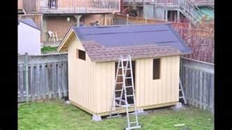 diy backyard garden shed