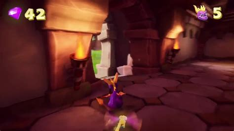 spyro reignited trilogy stone hill gameplay ign video