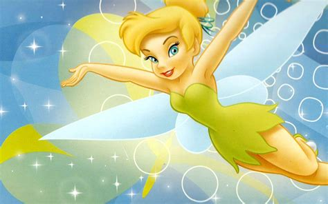 Free Download Tinkerbell Pixie For