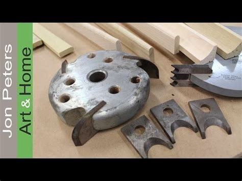 table saw moulding head how to make molding with a table saw i 39 m in a tv