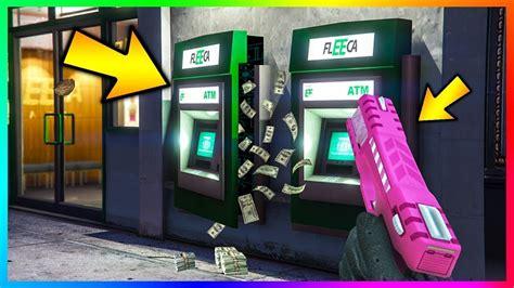 gta   atm money glitch  psxboxpc youtube