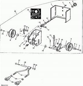 33 John Deere 318 Belt Diagram