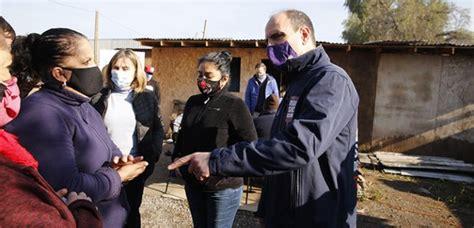 Para un hogar ya existente, tienes la posibilidad de informar tu nueva dirección domiciliaria.; Excelente medida: ¡Gobierno ayudó a familias que viven en campamentos para ingresar al Registro ...