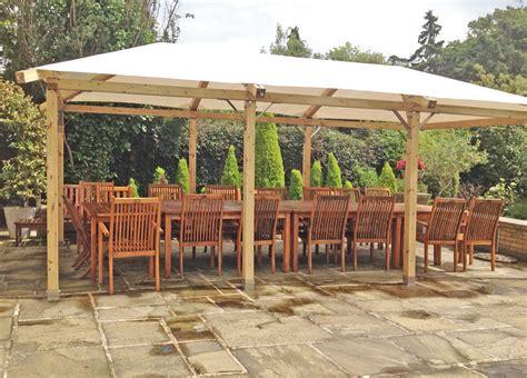 Luxury Gazebo Luxury Garden Gazebo White Pavilion