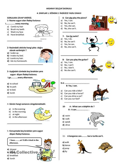 worksheet   grades esl worksheets   day