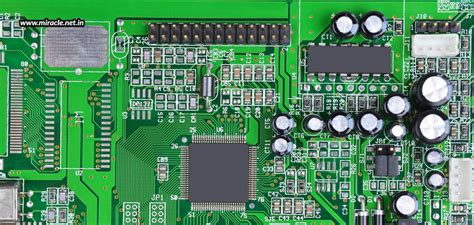 What Printed Circuit Board Pcb Miracle Electronics