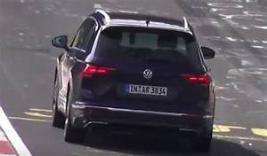 Volkswagen La Teste : volkswagen teste un myst rieux tiguan r le cinq cylindres pourrait tre sous le capot ~ Medecine-chirurgie-esthetiques.com Avis de Voitures