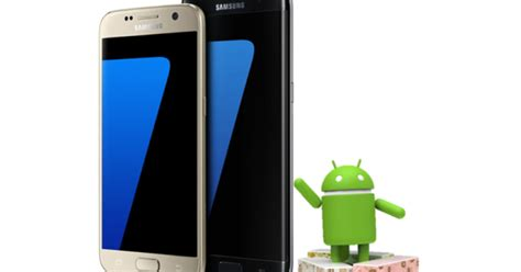 Diese SamsungGeräte bekommen Android 7  com! professional