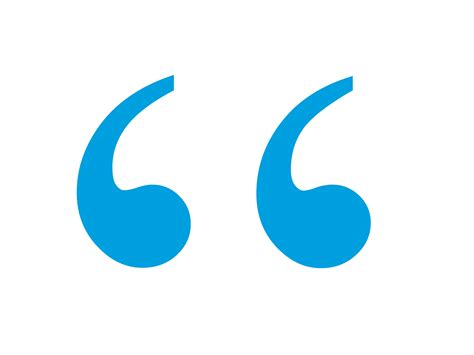 Quotation Marks Png