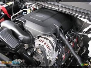 2008 Chevrolet Silverado 1500 Lt Crew Cab 4x4 5 3 Liter