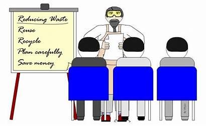 Reducing Waste Importance Training Staff Educating Pdf