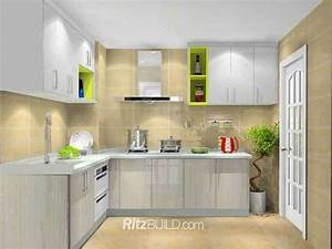China Kitchen Cabinet Material: 1 Carcase Material