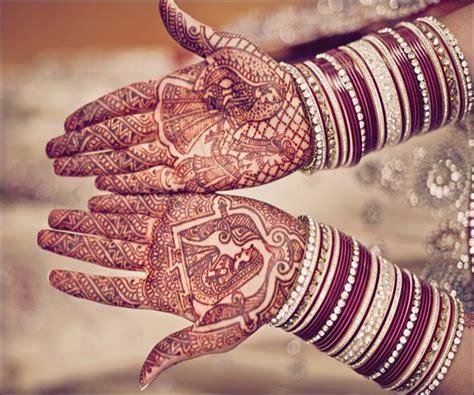 latest punjabi mehndi designs  exude charm