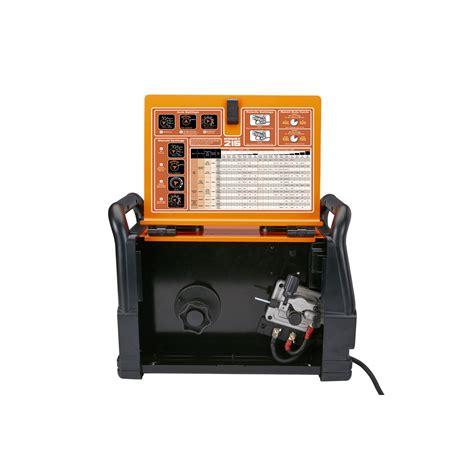 migmax  industrial welder   volt input