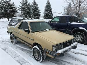 Subaru Brat | Best Images Collections HD For Gadget ...