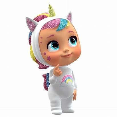 Cry Babies Dreamy Tears Magic Cartoon Characters