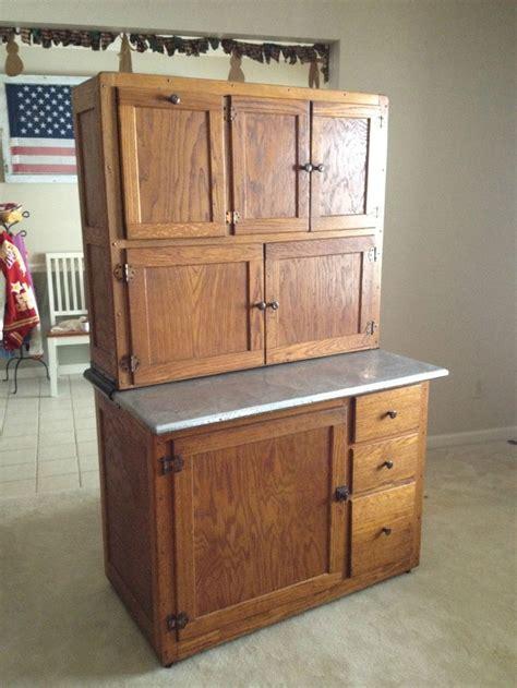 image result  antique bakers cabinet  flour bin