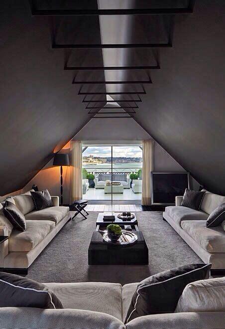 attic living 26 stylish attic living rooms decor ideas shelterness