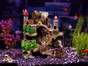 Decorations For Aquarium Tank fish tank decorations small fish tank decorations ideas