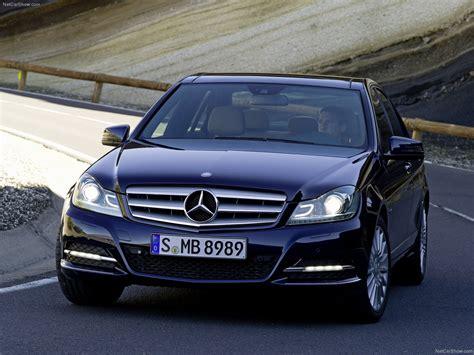 Mercedes-Benz C-Class (2012) picture #04, 1600x1200