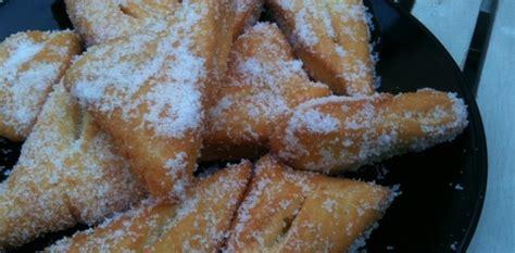 cuisine corse recettes recette des frappes beignets corses cuisinez corse