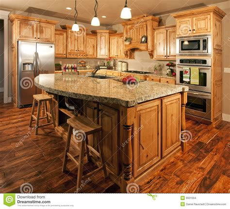 center kitchen islands modern home kitchen center island stock images image